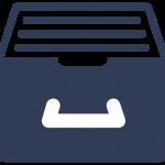 icon of organising